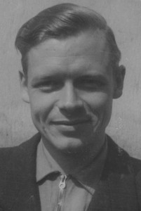 Lembit Jaanits (umbes 1950. aastate I pool). Foto: AI FK 10970