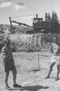 Lembit Jaanits Sindis 1969.a. Foto: AI FK 11019